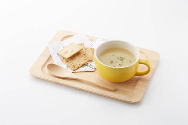 やさいとろける温スムージー アレンジ スープ1