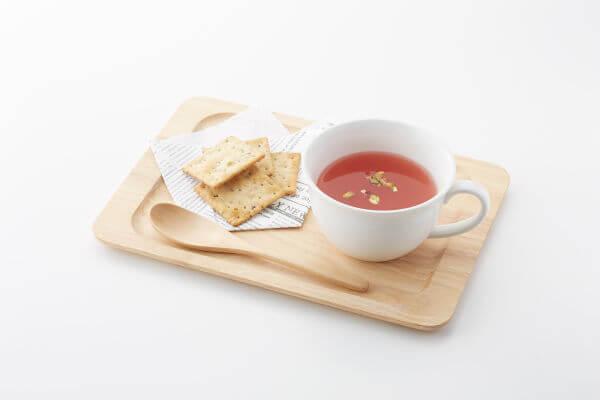やさいとろける温スムージー アレンジ スープ2